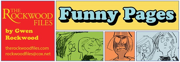 funny pages header