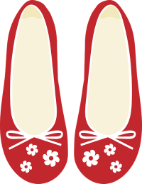 red shoes2