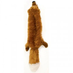 fox dog toy
