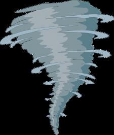 hurricane tornado