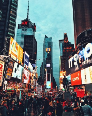 times square unsplash