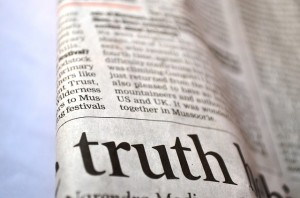truth newspaper