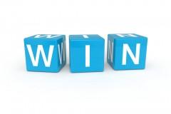 win cubes
